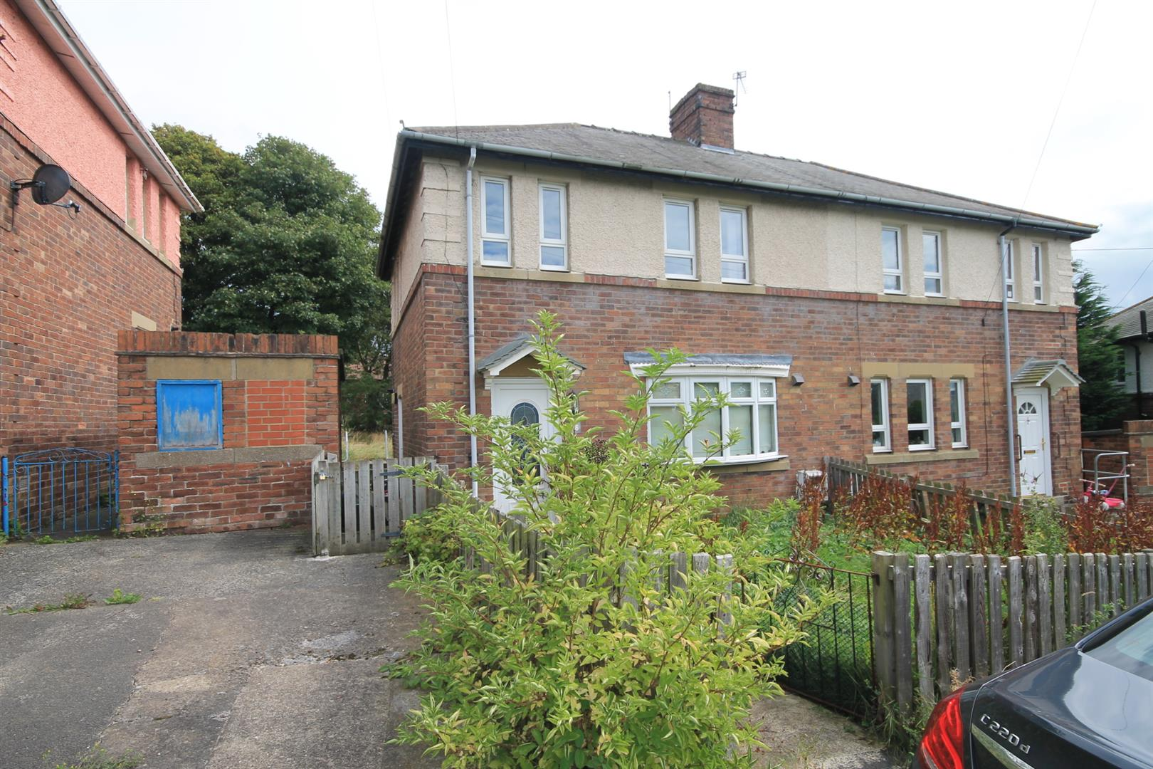 3 Bedrooms Semi Detached House for sale in Flass Avenue, Ushaw Moor, Durham